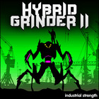 hybrid grinder 2.0 industrial  drum n bass hardcore sound design fx drums sounds 1000 web