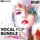 2 tda vocal pop bundle kits vocals midi serum loops vocal clips vocal loops future pop tropical pop modern pop 1000 web