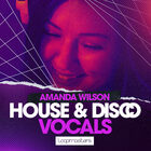 Royalty free house  samples  female house vocal loops  disco vocals  female vocal adlibs  stacked vocal harmonies at loopmasters.com