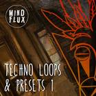 Mind flux  techno loops and presets 1 1000x1000web